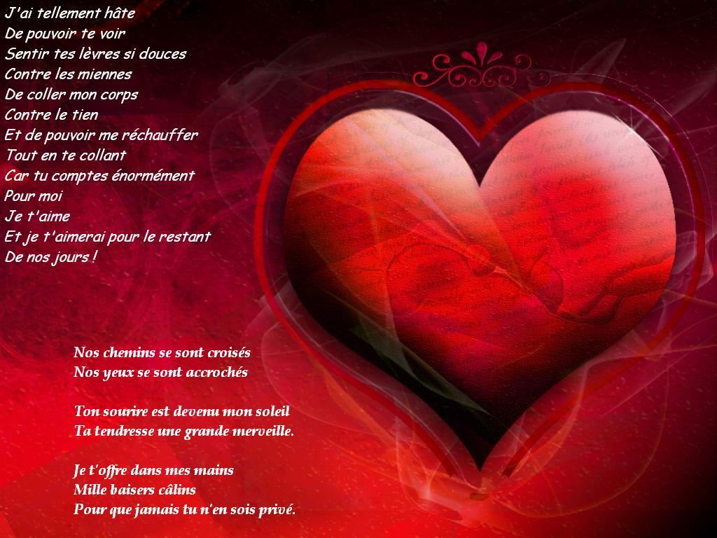 Poeme rencontre romantique